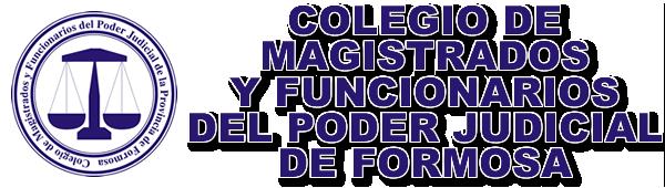 Colegio de Magistrados y Funcionarios del Poder Judicial de Formosa